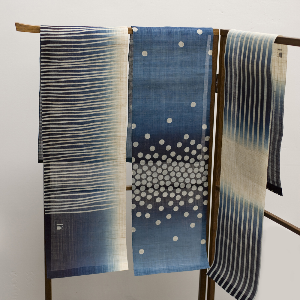 Ricketts Indigo - Table Runners (you can't buy these at PB)