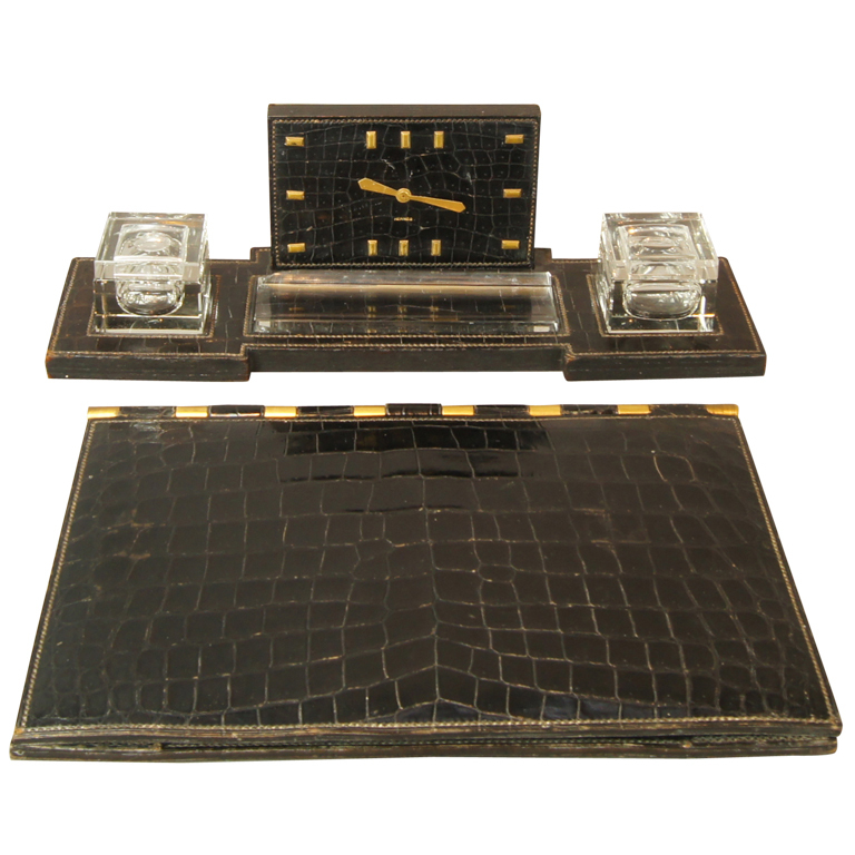 Vintage Desk Set - Hermes