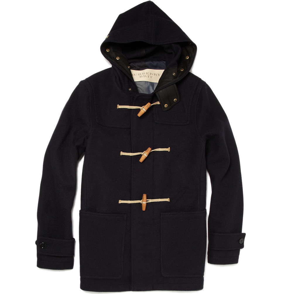 Men's Duffle Coat - Burberry