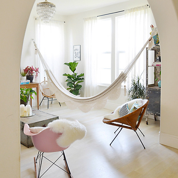 Indoor Hammock Apartment