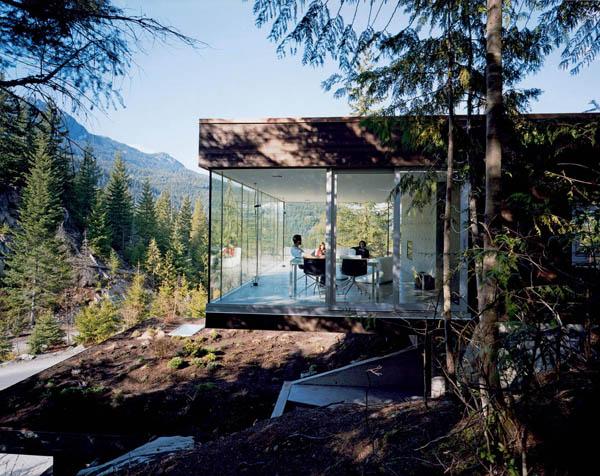 Khyber Ridge House, Whistler, British Columbia.