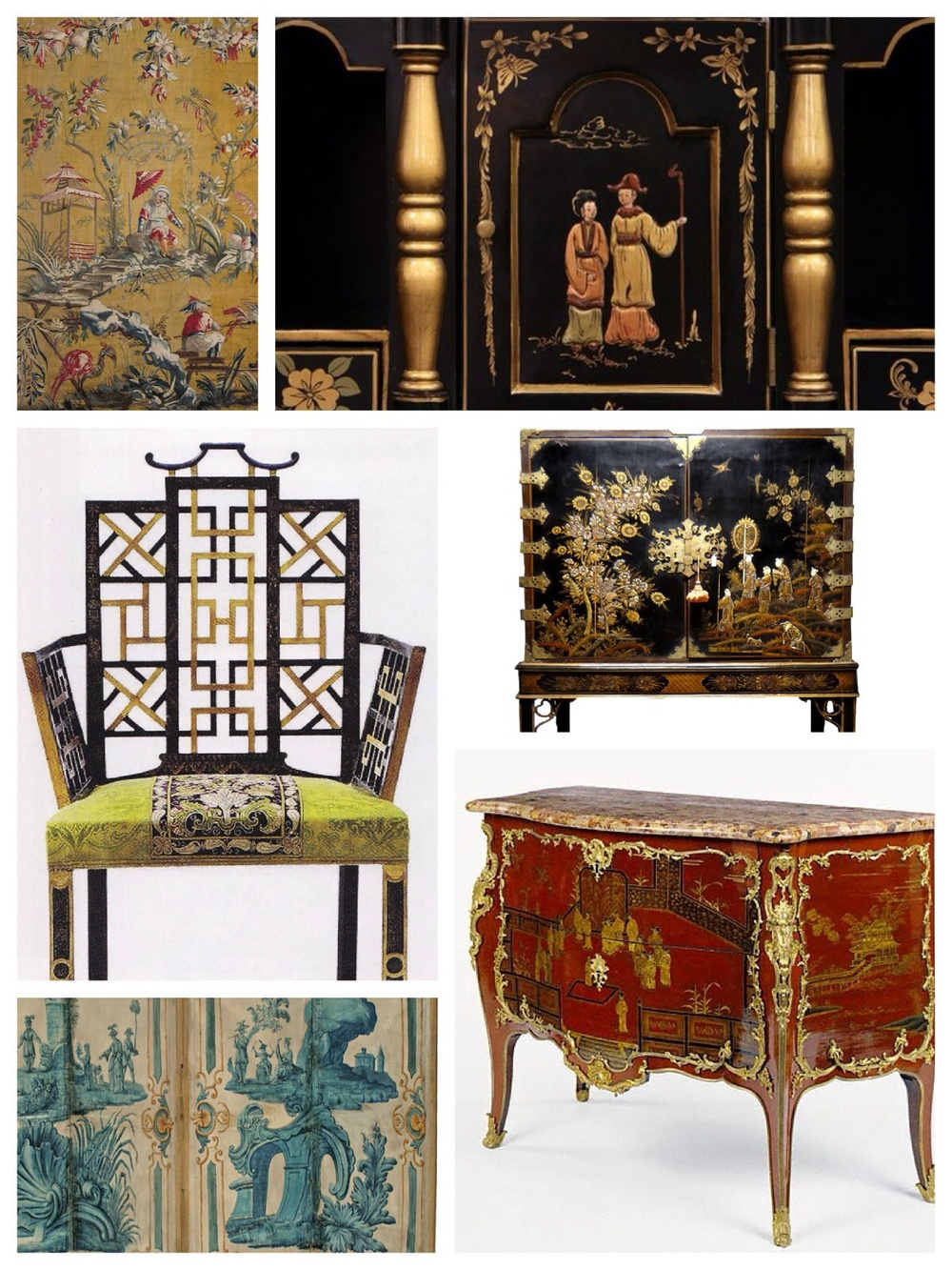 via: The History of Furniture