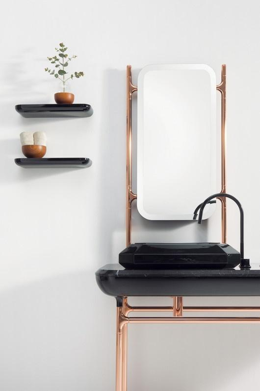 Copper pipes? Yes, please.