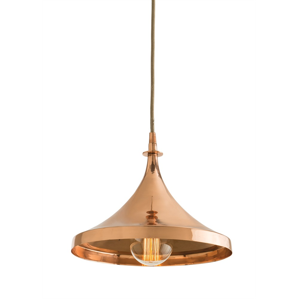 Cooper pendant light: Available through Savvy.