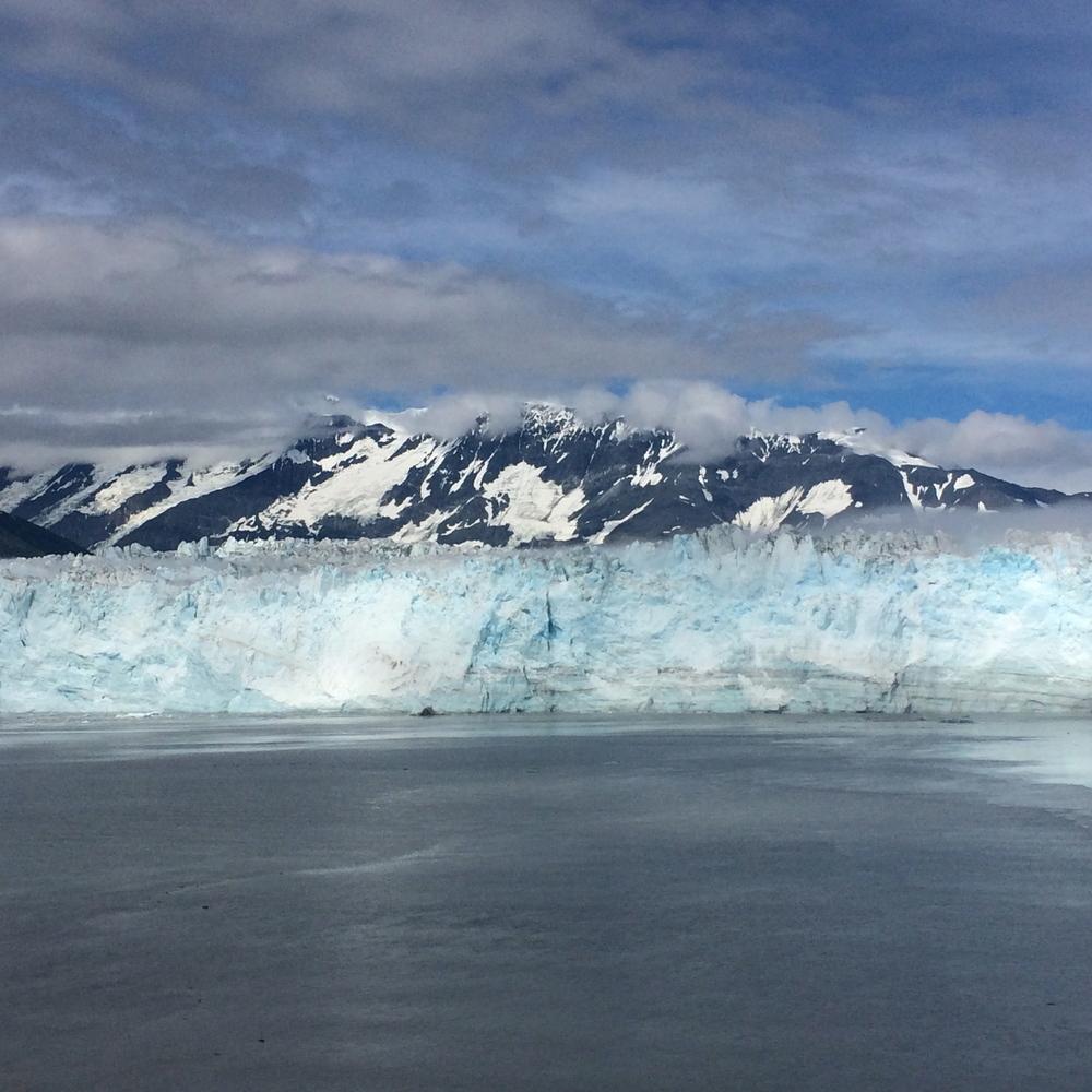 Hubbard Glacier, Alaska  Photography by Judy Uelk