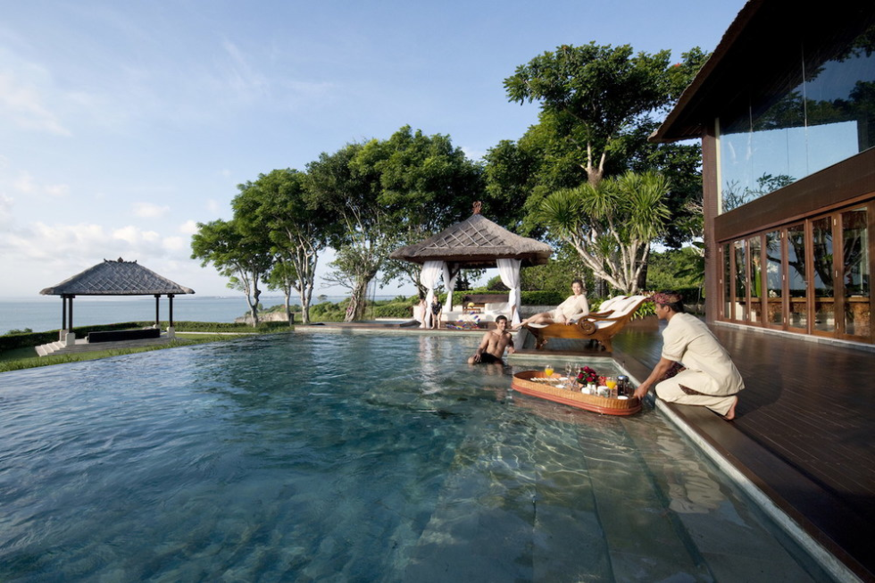 IMAGE SOURCE: Ayana Resort and Spa Bali  VIA: Veranda