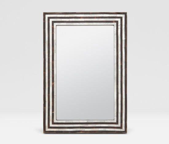 """Chelsea Mirror 26"""" X 38"""""""