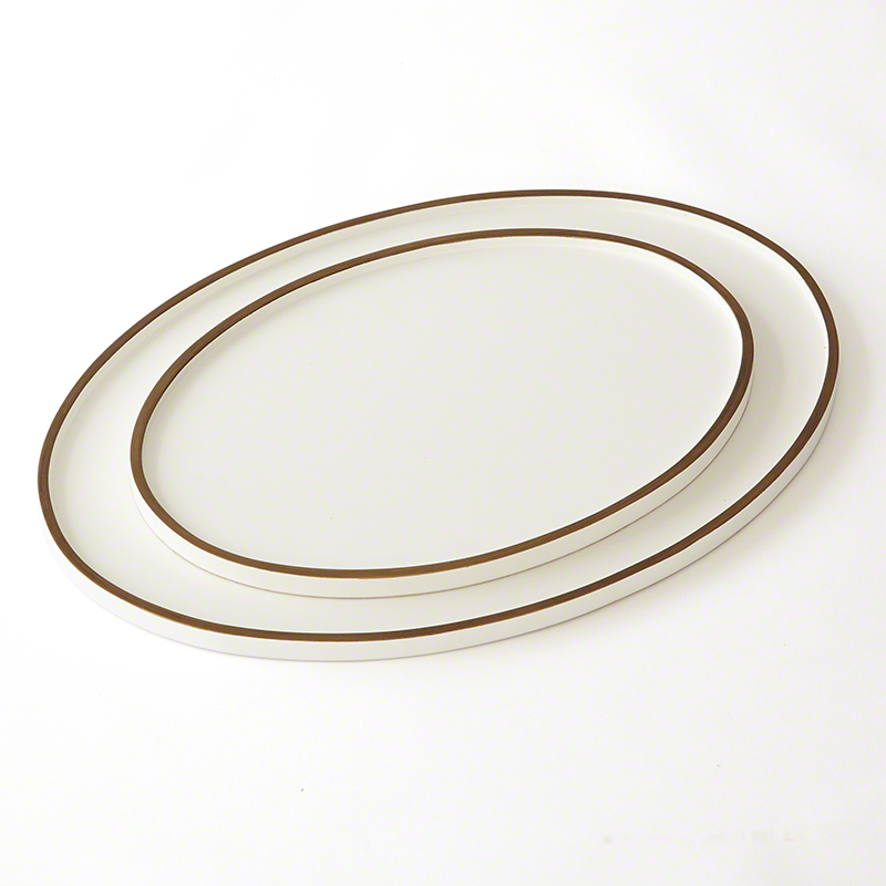 Oval Drinks Tray