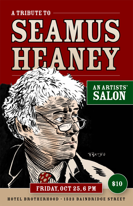 Oct 25 - Tribute to Seamus Heaney.jpg