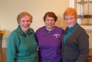 Anna, Kathleen and Loretta