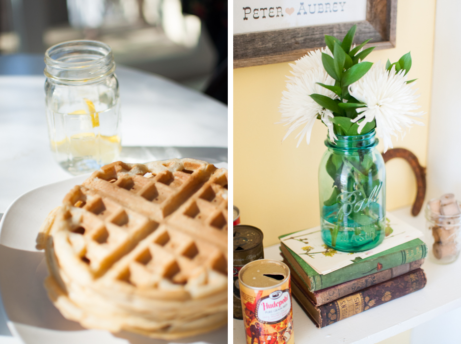 Breakfast lifestyle session by Louisville, Kentucky photographer Lauren Smith of Lauren W Photography