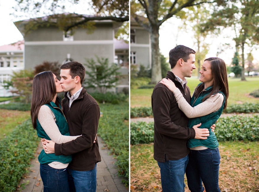 Josh and Edie
