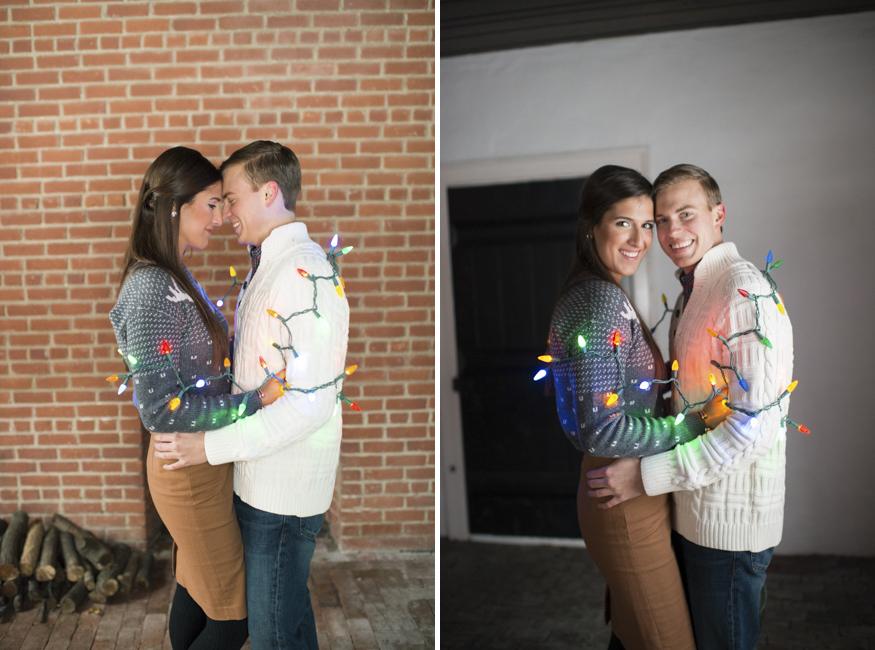 Snow, Winter, Engagement Session, Louisville, Lauren W Photography, Kentucky, Wedding, Photographer