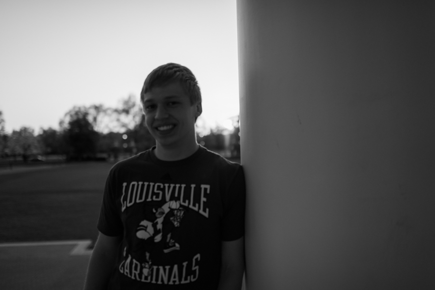 Louisville Senior Portraits, Louisville Senior Portrait Photographer, University of Louisville