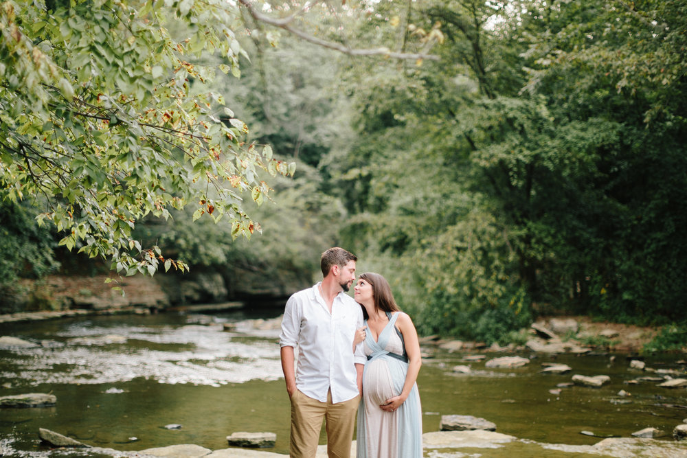 Lauren W Photography | Creek Maternity-2.jpg