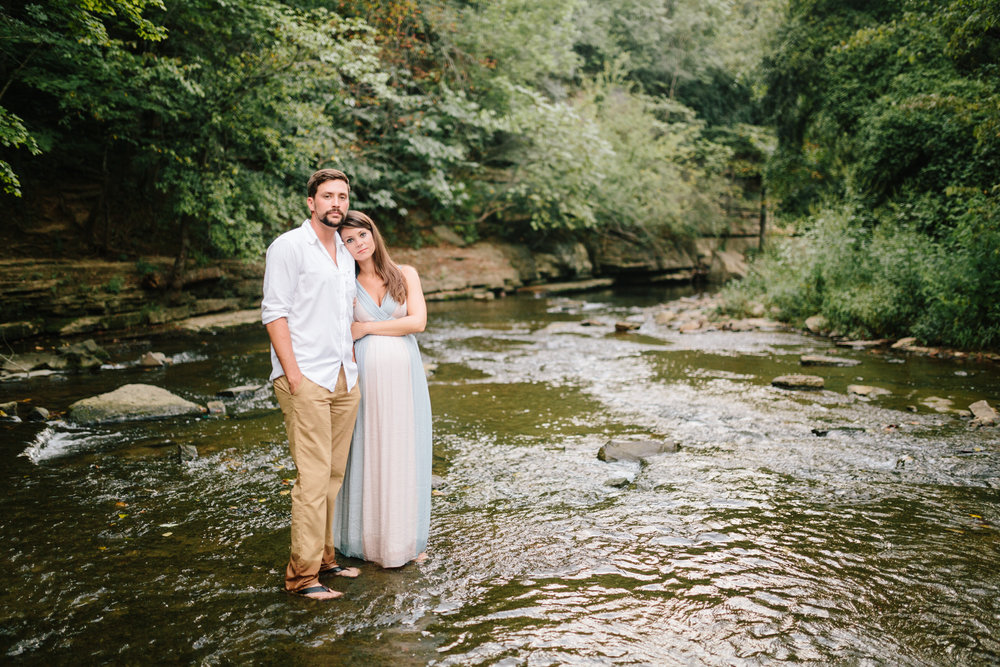 Lauren W Photography | Creek Maternity-5.jpg