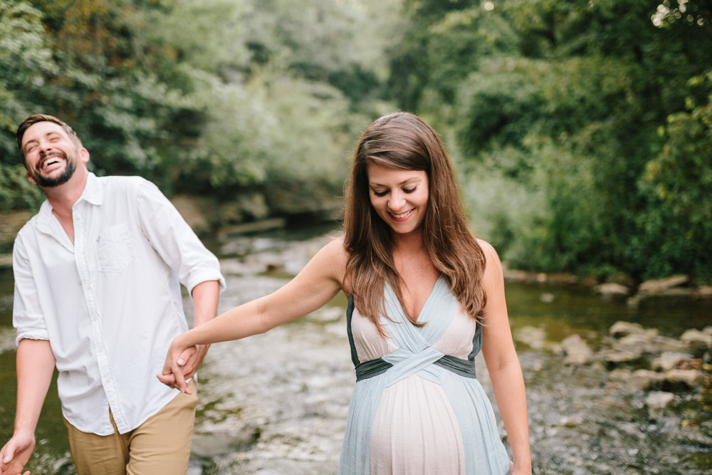 Lauren W Photography | Creek Maternity-7.jpg