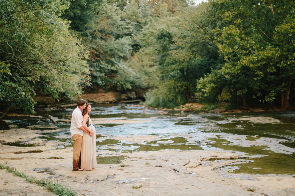 Lauren W Photography | Creek Maternity-11.jpg