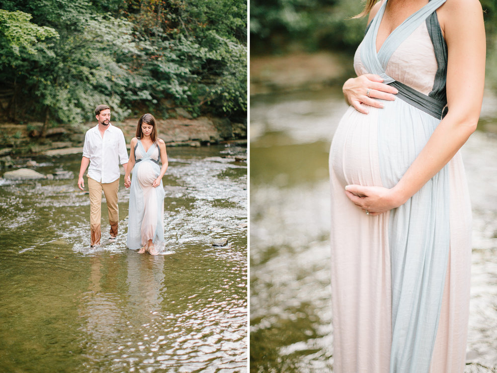 Lauren W Photography | Creek Maternity-13.jpg
