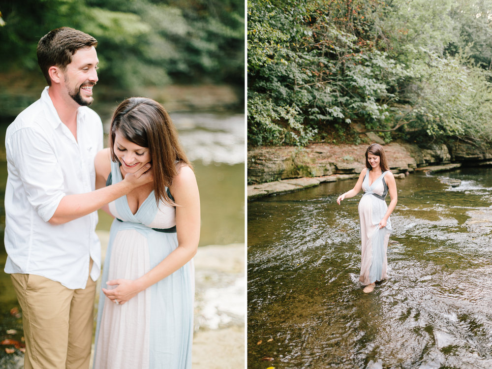 Lauren W Photography | Creek Maternity-14.jpg