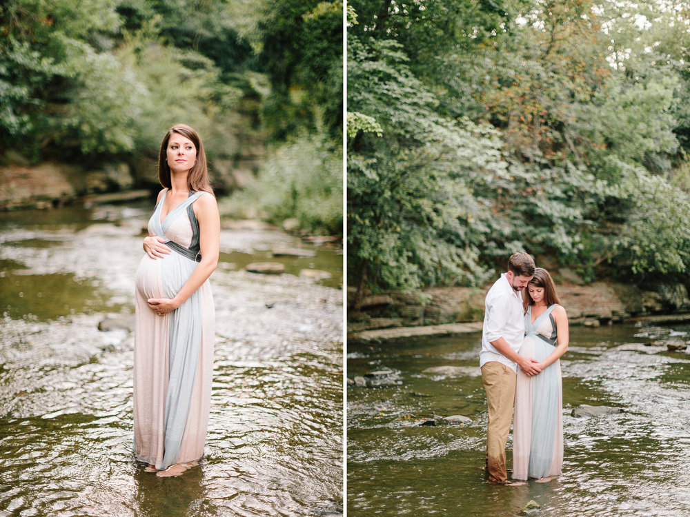Lauren W Photography | Creek Maternity-16.jpg