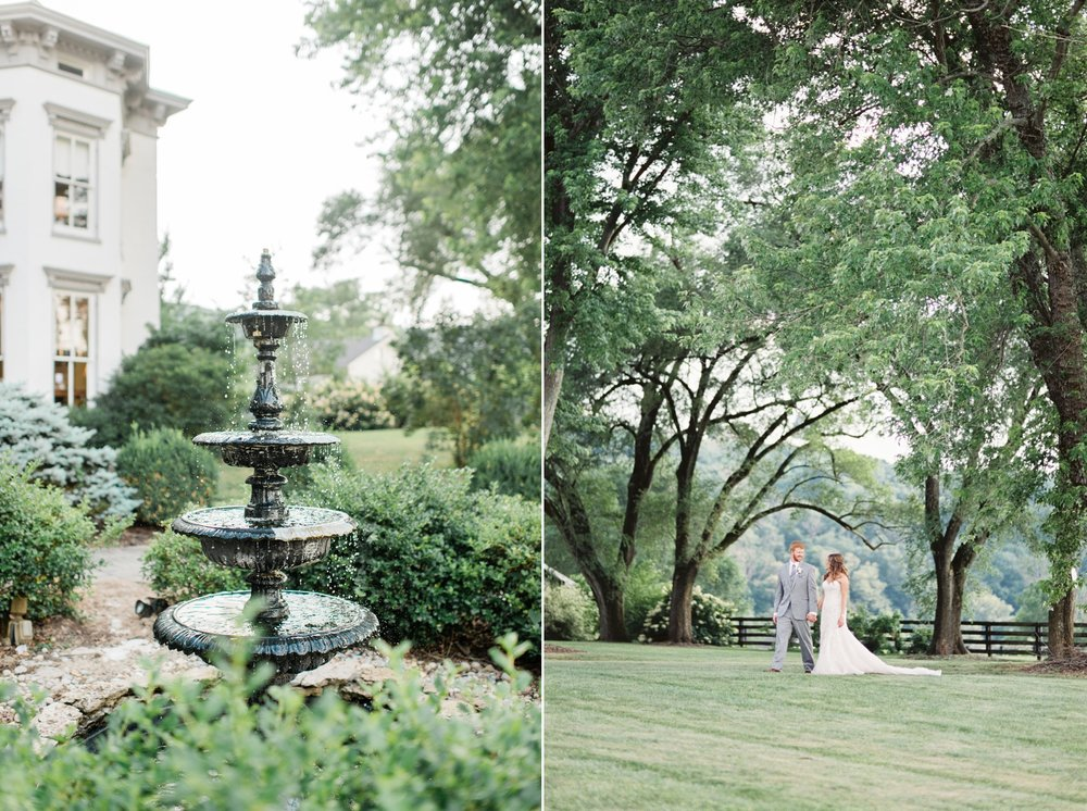 Richwood on the River Wedding Photographer