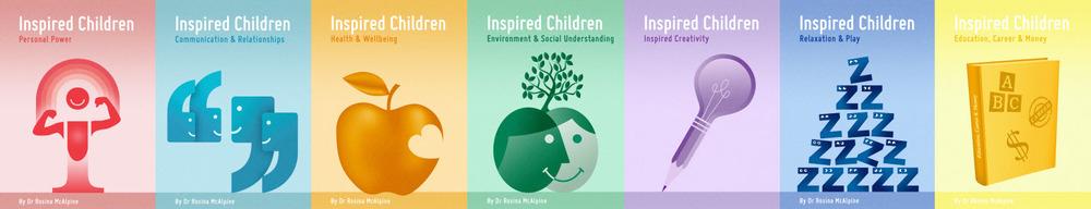 Inspired Children - Life Skills E Book Series