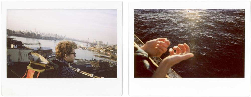 Ian, NYC + Mel, Venice Beach