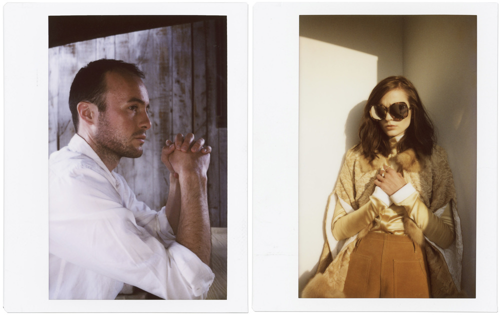 Edmund Finnis // Berlin, Nevada + Agne Petkute // Brooklyn, NY