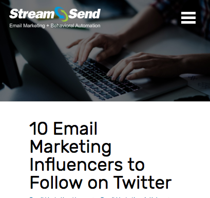 List of top 10 Email Marketing Influencers to Follow on Twitter