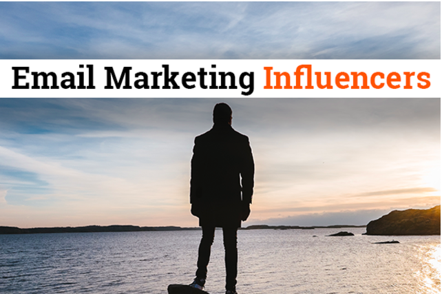 Listed by Contact Monkey as one of the top Email Marketing Influencers