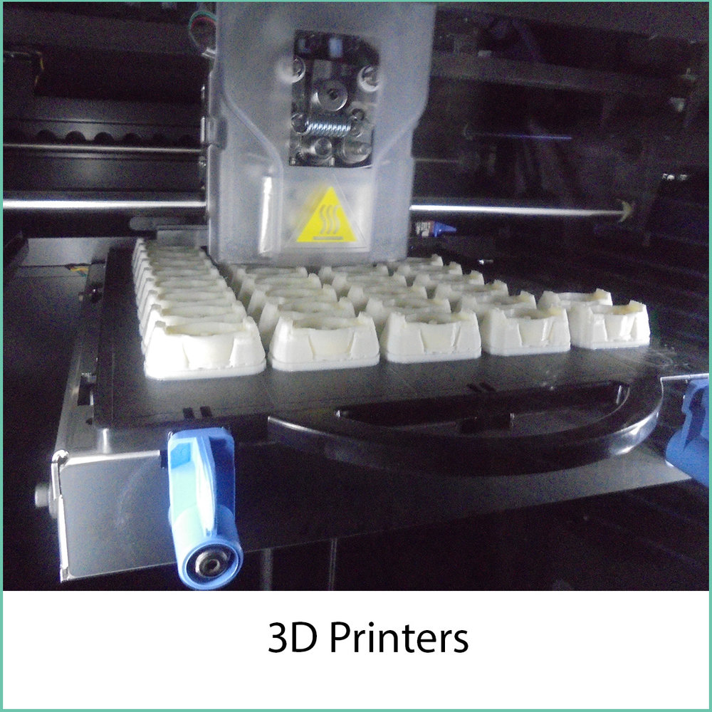 3d printing services and technologies