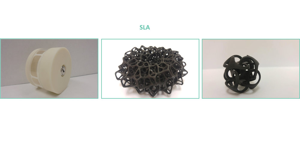 stereolithography high resolution SLA