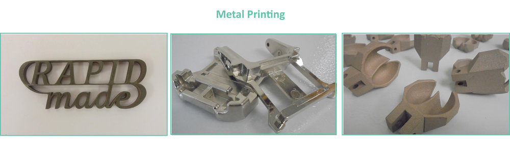 metal printing exone bronze steel alloy
