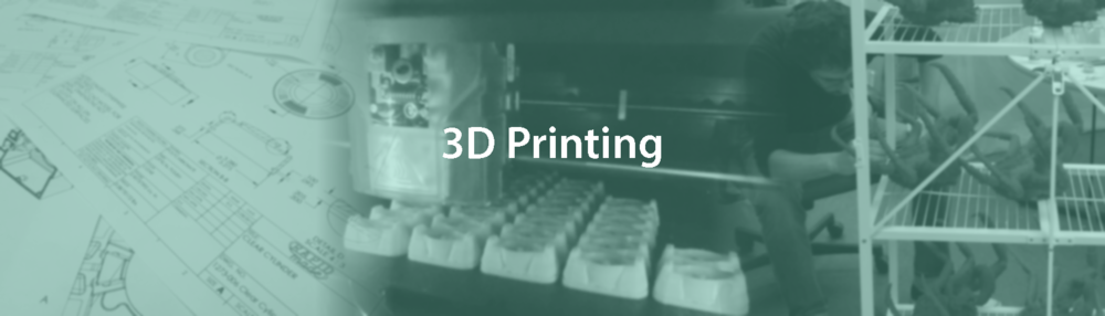 3d printing technologies