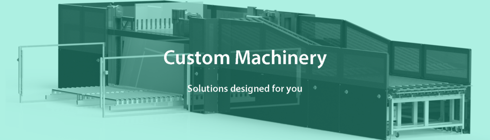 RapidMade Custom Machinery Automation Solutions