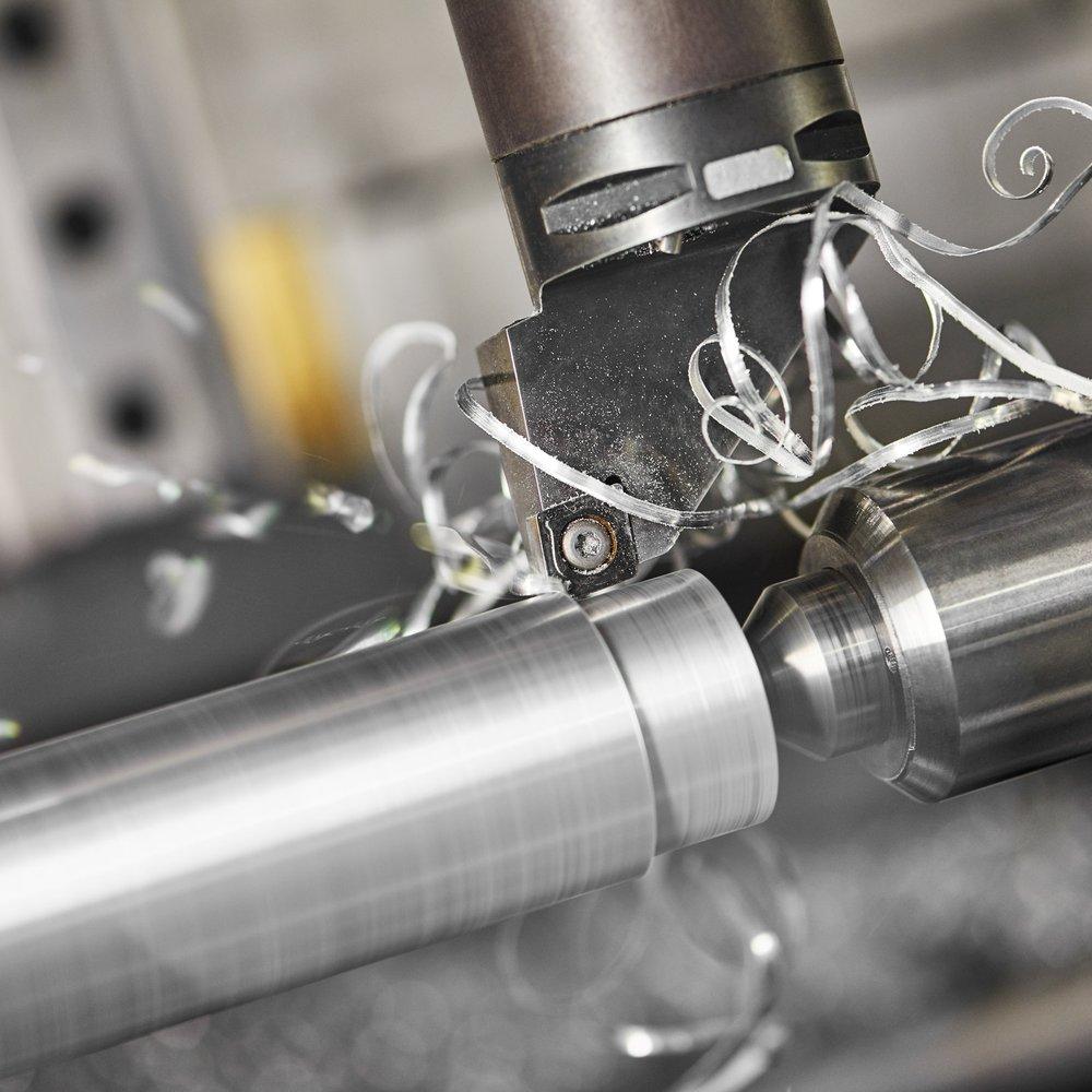 cnc turing steel aluminum