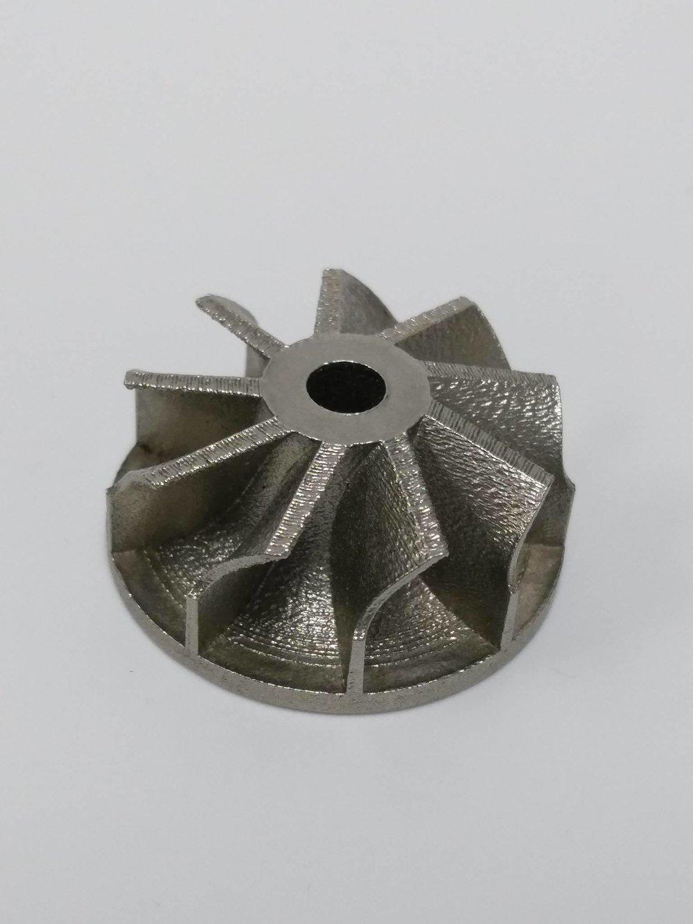 Stainless Steel DMLS