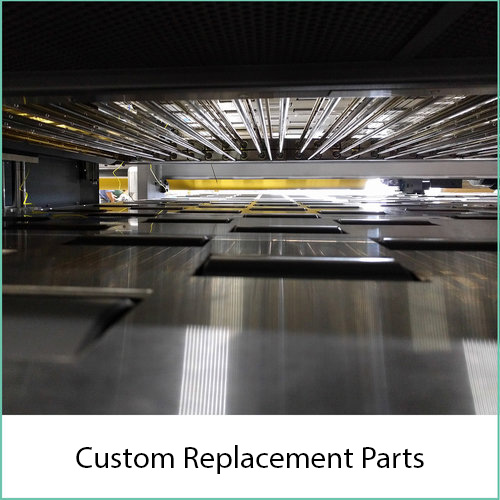 custom replacement parts