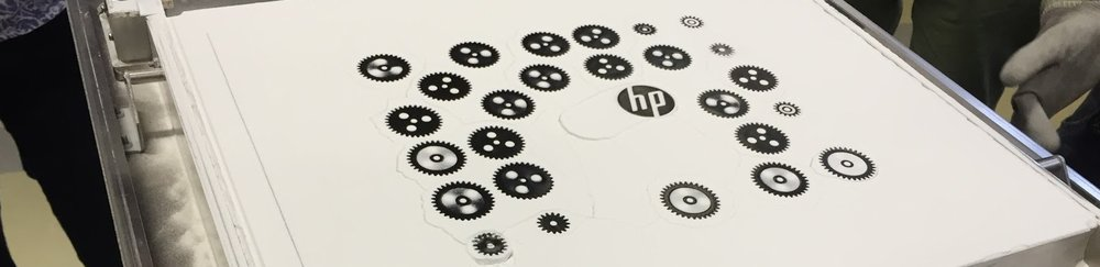 Nylon Plastic 3D Printer - HP Multi Jet Fusion
