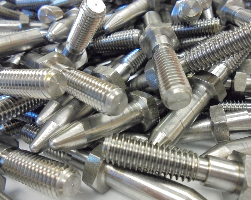 CNC and manual machining is the most cost-effective method for manufacturing custom metal parts.