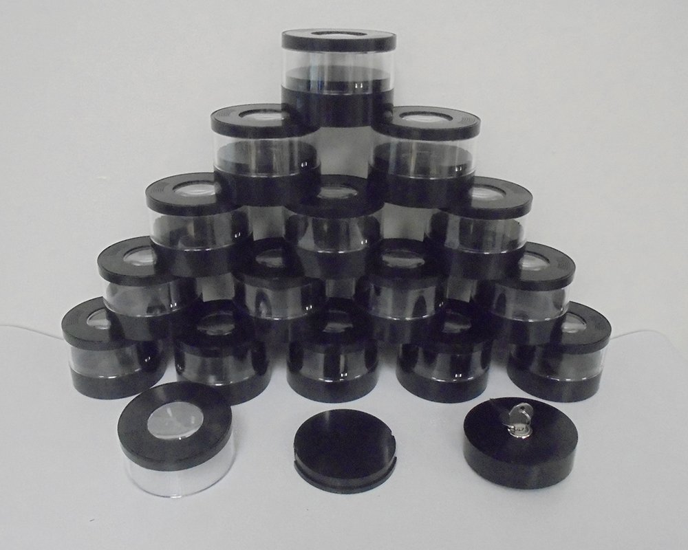 Injection molded containers provide an excellent value for large contract manufacturing projects.