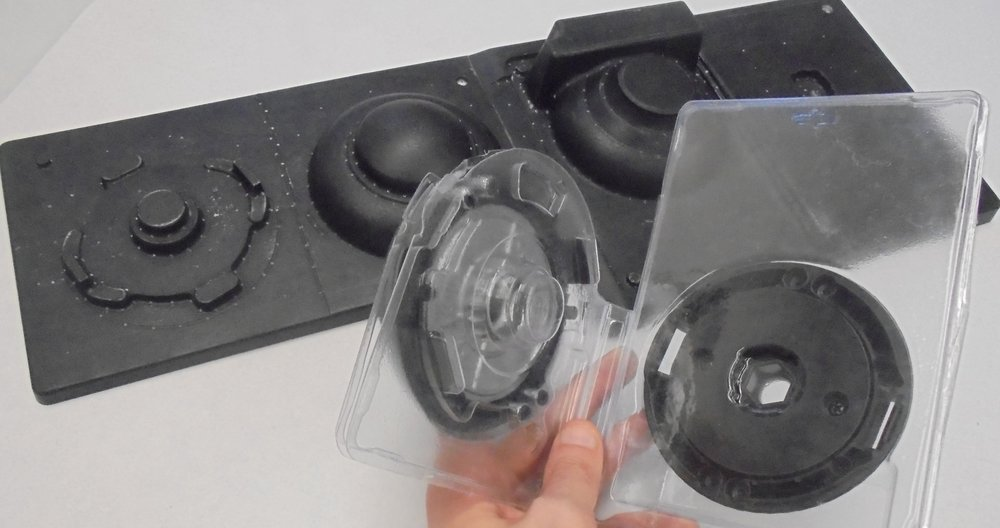Thermoform Clamshell Packaging Tooling