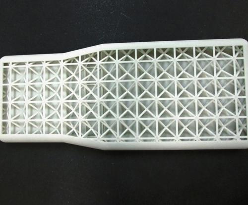 sls 3d printed nylon lattice