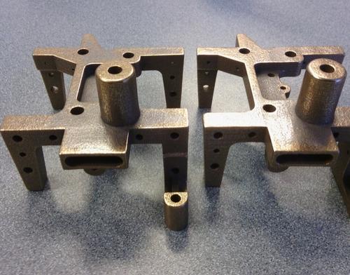 3D printed bronze alloy parts