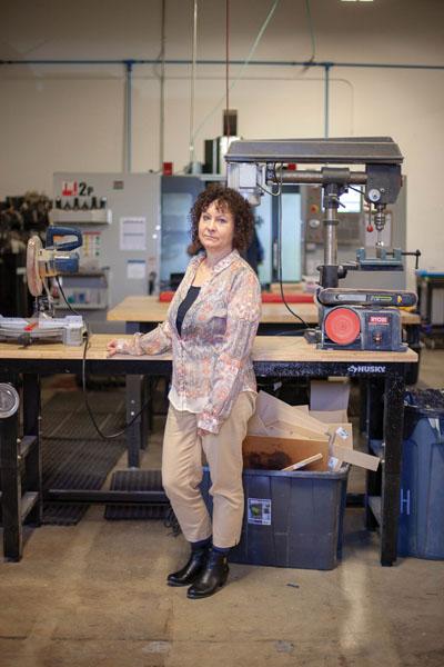 RapidMade CEO Renee Eaton