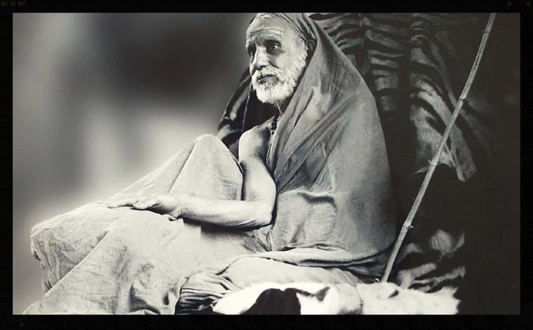 His Holiness Jagadguru Poojyashri Chandrashekharendra Saraswathi Mahaswamigal