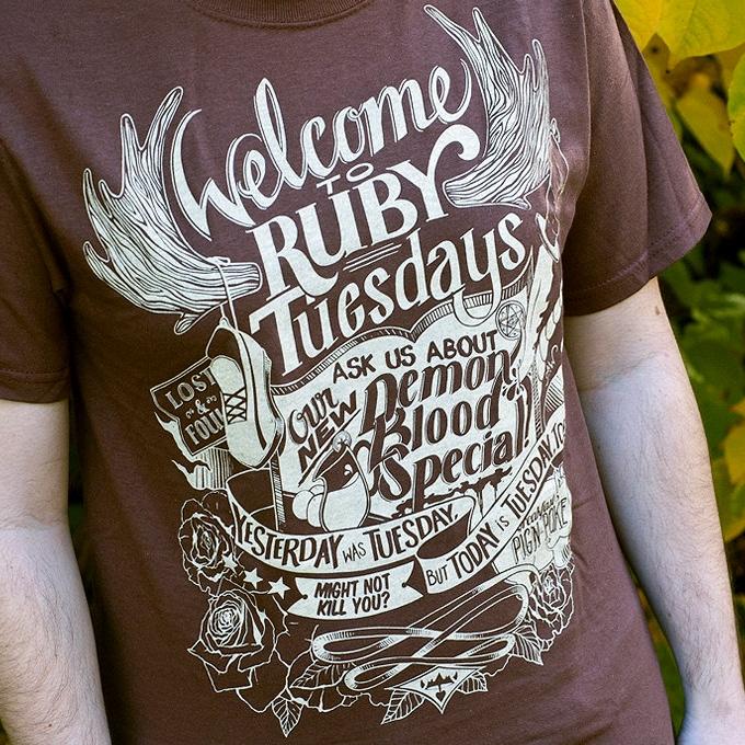 Sam Winchester T-Shirts