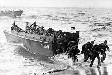 """If Higgins had not designed and built those LCVPs (Landing Craft Vehicle and Personnel), we never could have landed over an open beach. The whole strategy of the war would have been different.""  President and Allied Supreme Commander Dwight D. Eisenhower"