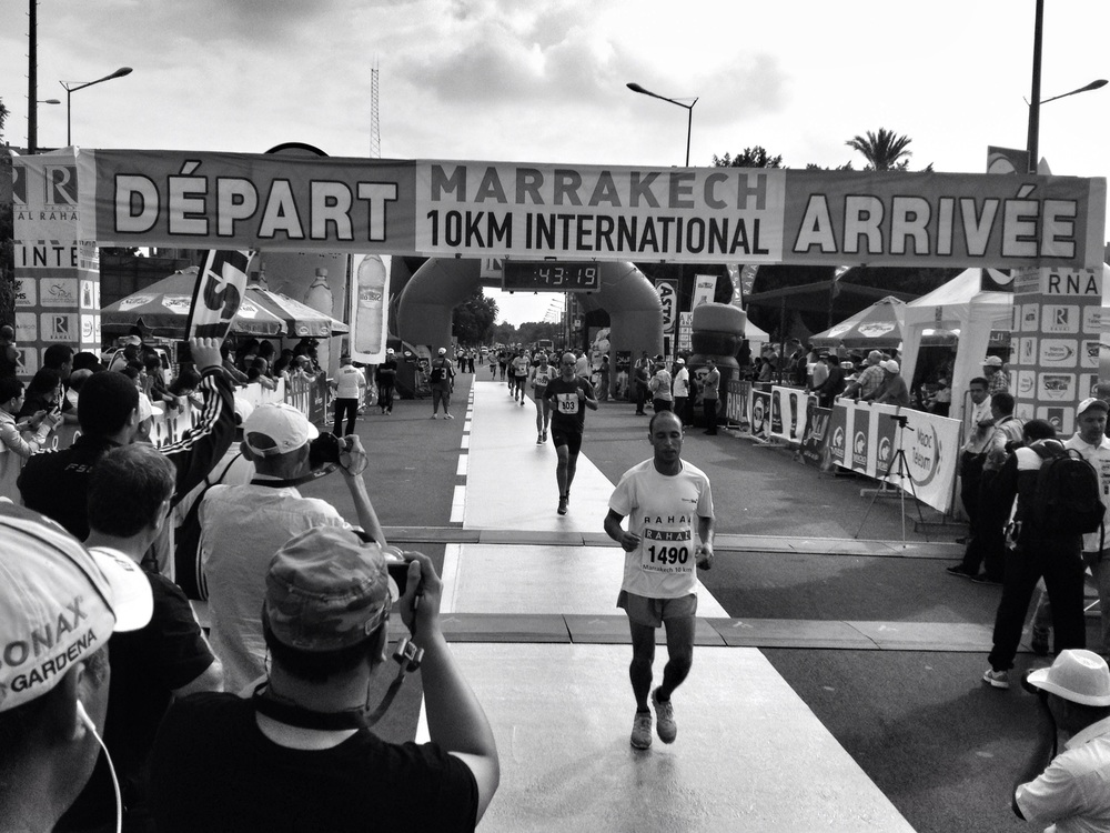 The Marrakech 10k International
